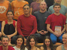 First Public Yantra Yoga Teacher Training Held in Moscow